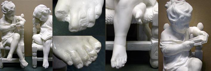 Restaurare sculpturi