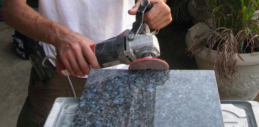 stone polish