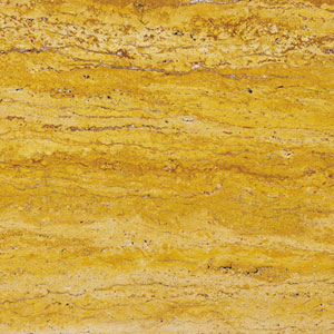Yellow Travertine 1